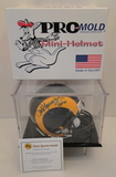 Jack Youngblood Signed Rams Mini Helmet With COA and Display Case with Box & Snapshot