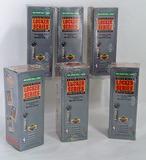 Set of 6 Upper Deck Locker Series Featuring Michael Jordan, Complete Set Sealed in Pkgs.