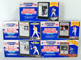 Lot of 5 Kenner Starting Lineup Headline Collection Baseball Figures Unopened in Orig. Boxes