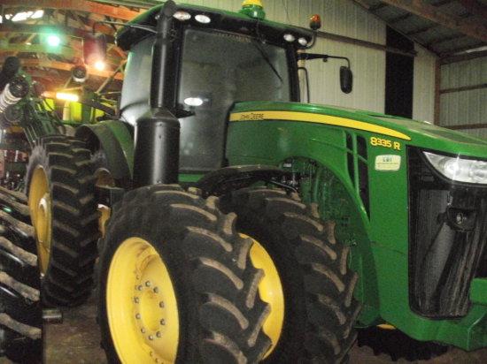 2012 JD 8335R