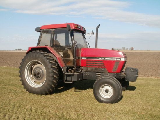 1994 Case IH 5250 Tractor