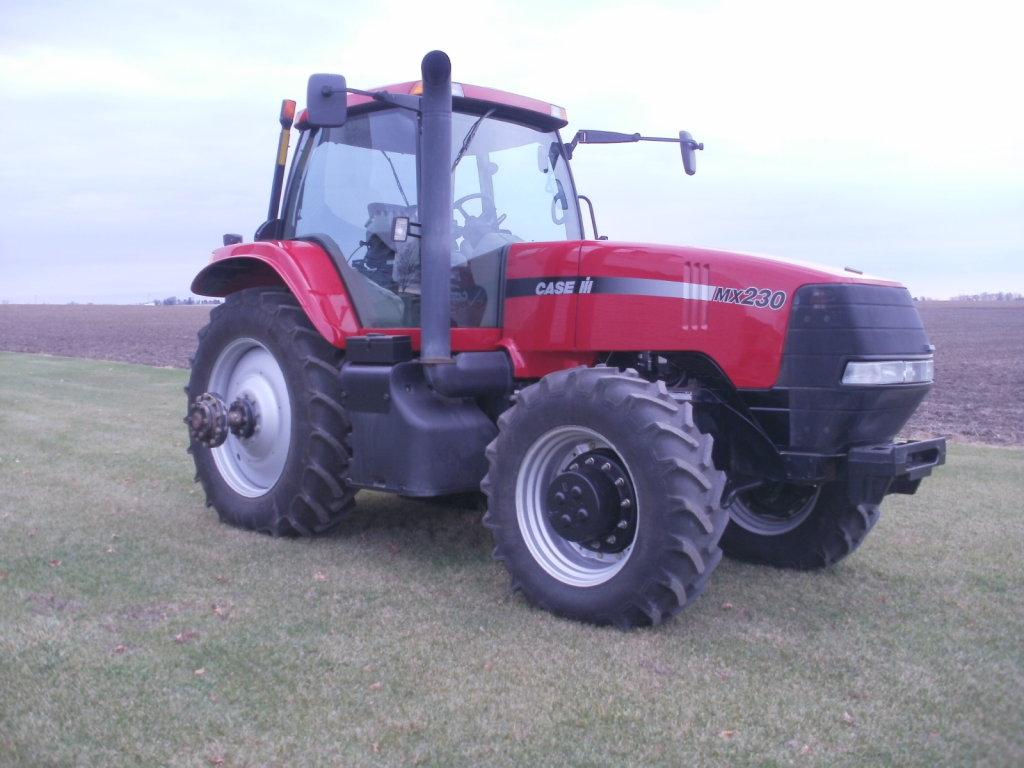 2003 Case IH MX230 Tractor