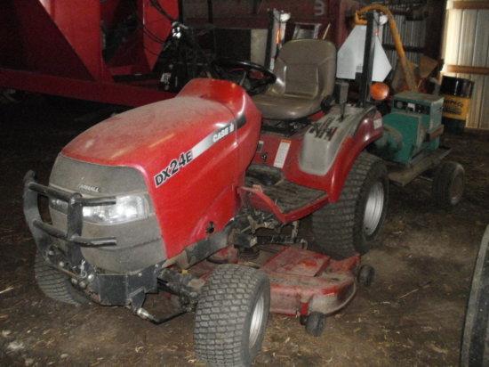 CaseIH DX 24E Mower