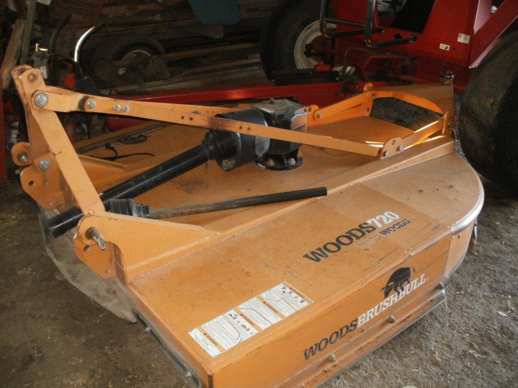 Woods S720 Mower