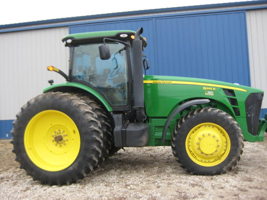 JD 8245R Tractor