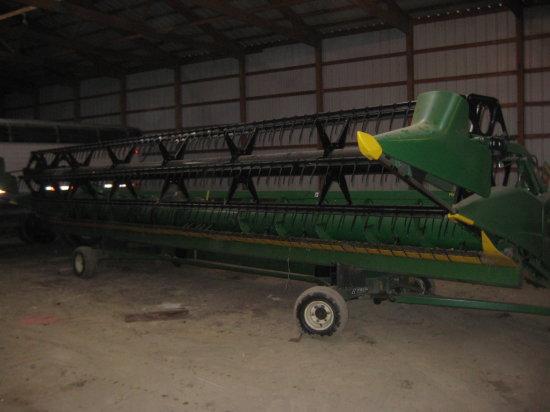 2010 930F Grain Platform