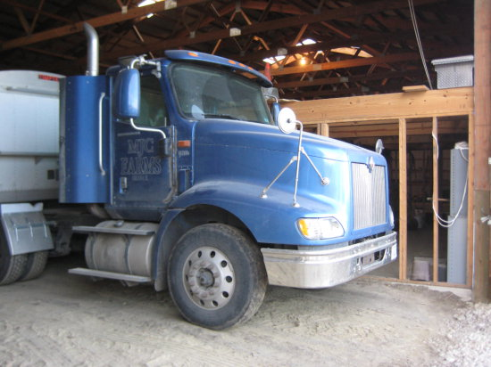 2005 International 9200i Semi Tractor