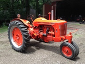 Cowan Family Antique Tractor Auction