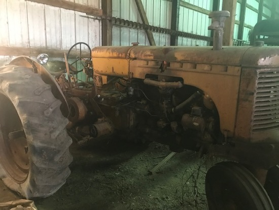 Minneapolis U Tractor
