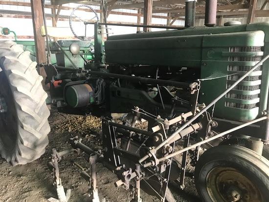 John Deere Model B Tractor
