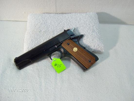 Colt 38 Super