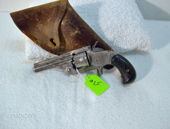 Smith & Wesson 32 cal