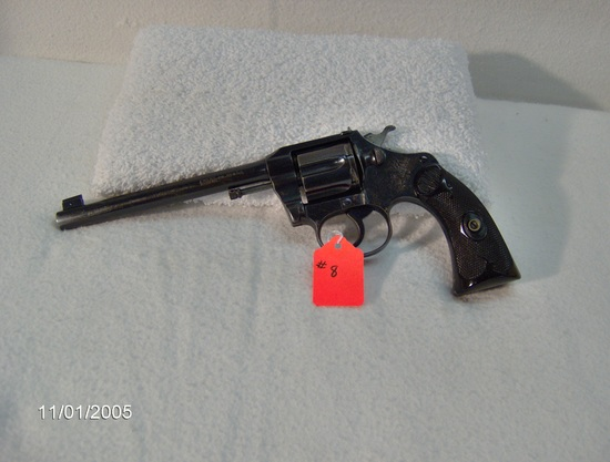 Colt Police Positive Target