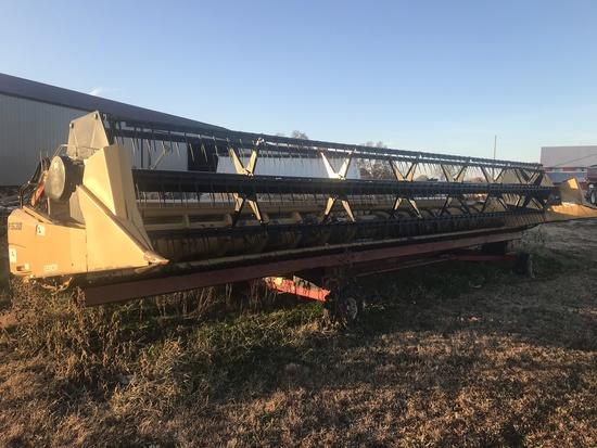 Cat 530 flex platform