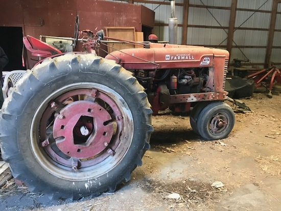 Super MTA Tractor