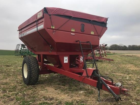 Brent Grain Cart