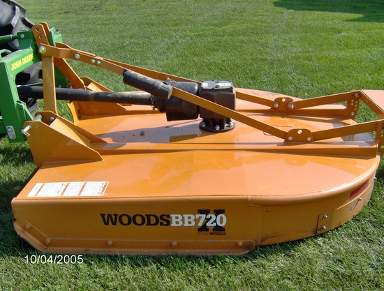 Woods BB720X