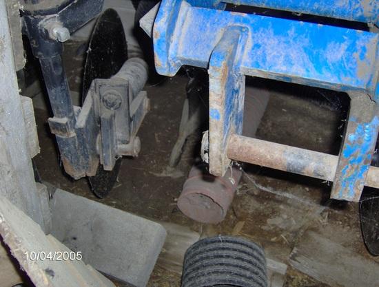 Blue Jet Sub Soiler