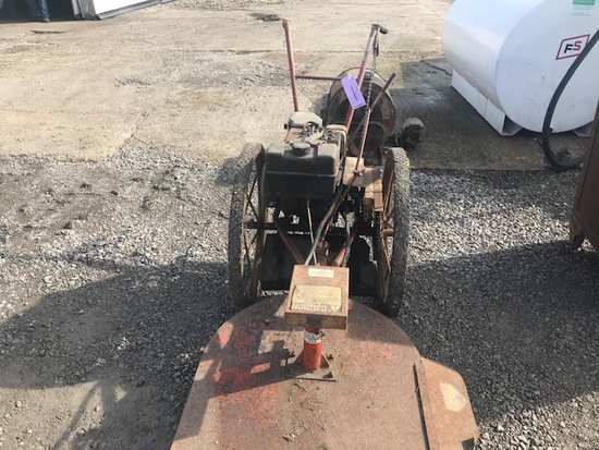 Batchtold weed mower