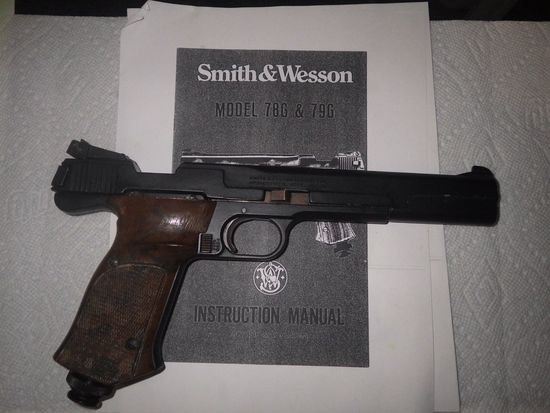 Smith & Wesson .177