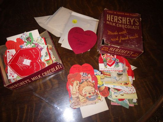 Hershey Chocolate box