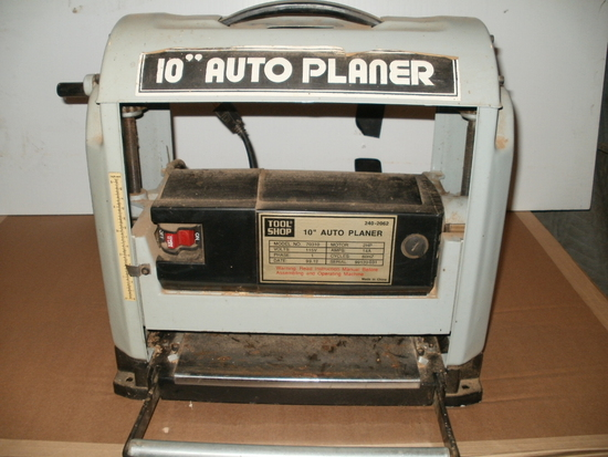 """10"""" Autoplaner"""