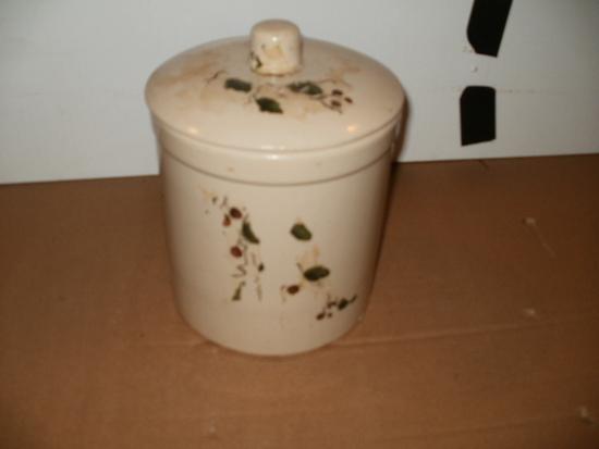 Roseville Cookie Jar