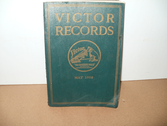 Rca Victor Catalog