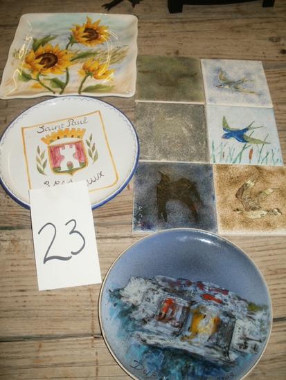 Tiles & Plates