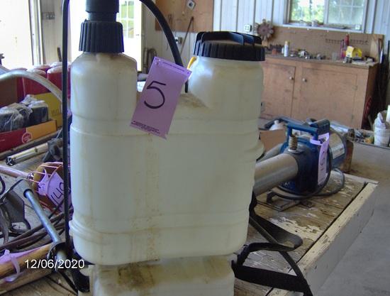 Back Pack Sprayer