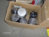 (3) boxes of filters