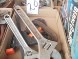 clamps & wrenches