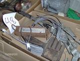 cable winch, chain break,, scale