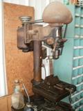 bench mound drill press