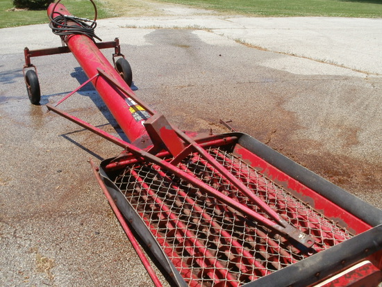 15' Jet hydraulic drive auger