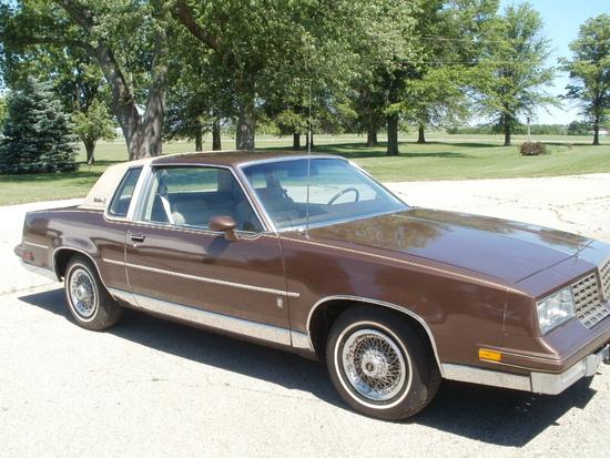 1981 Oldsmobile Cutlass Supreme Brogham