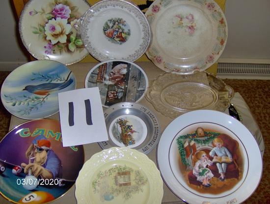(10) plates