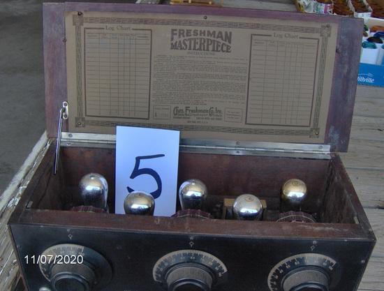 Freshman Radio