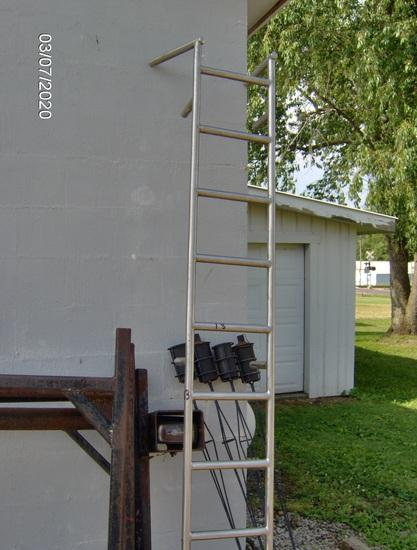 Camper Ladder