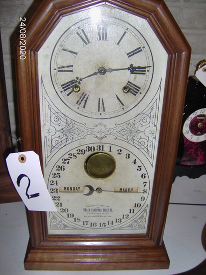 Ithaca Mantel clock