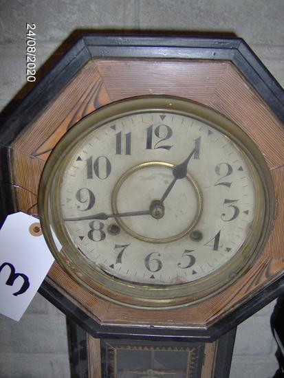 Regulator School Clock