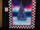 Northern Lights Christmas Quilt