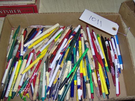 Box Of Ink Pins