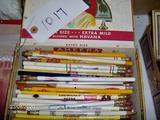 Miscellaneous Pencils