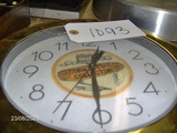Corn Items Clock