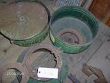 Metal Planter Boxes