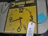 Cargill Electric Clock