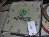 Pioneer Electric Clock