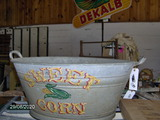 Sweet Corn Tub