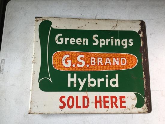 Green Springs G.S. Brand Hybrid Sold Here